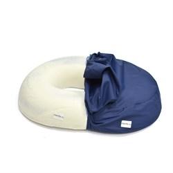 Ортопедическая подушка-кольцо ТОП-129 со стянутой наволочкой