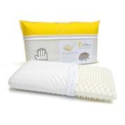 Подушка с памятью формы и массажным эффектом Memory Foam Erizo